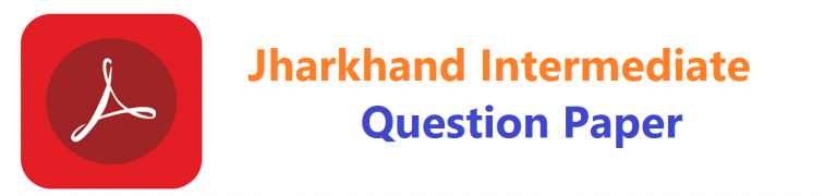 JAC 12th Model Paper 2021 Jharkhand Intermediate Question Paper 2021